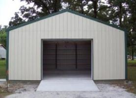 Pole building house joy studio design gallery best design for Garage 24x30